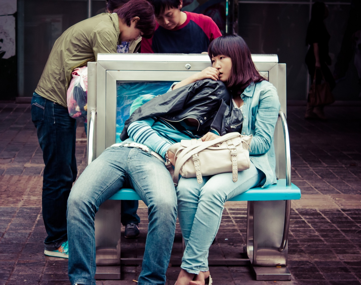 Attitudes to sex and hook-up culture in China