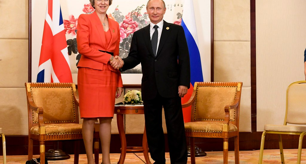 The Russian variable in post-Brexit UK foreign relations with China, the US  and EU