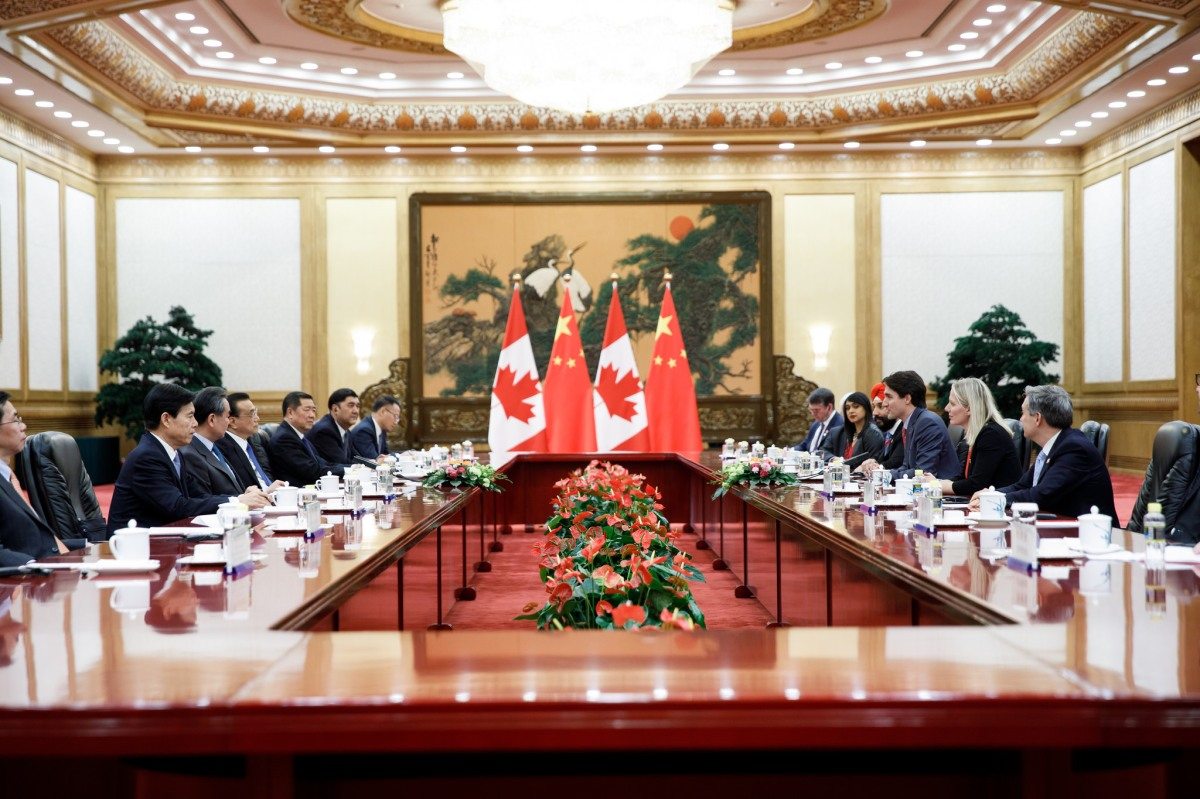 Why there won't be a 'progressive' Canada-China trade deal