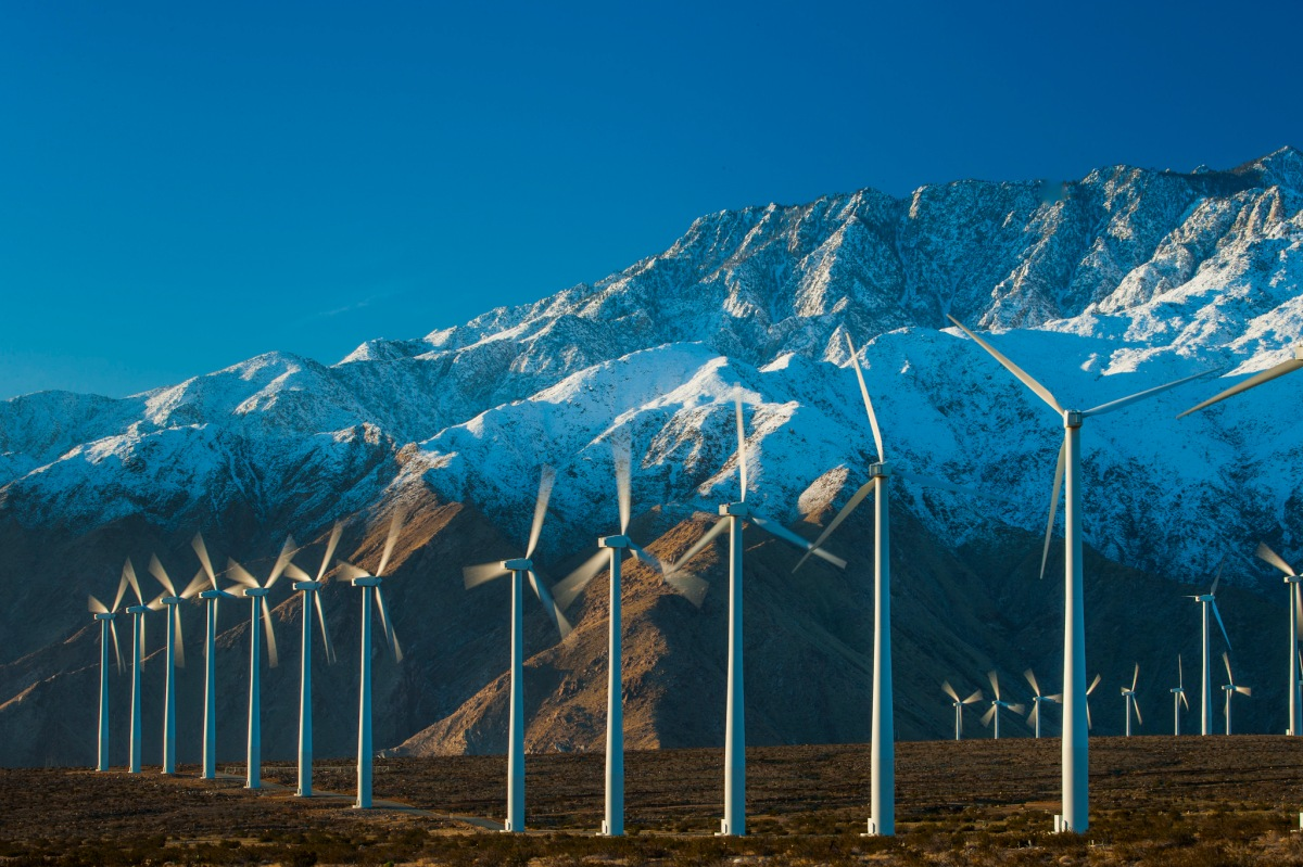 China wants to dominate the world's green energy markets – here's why