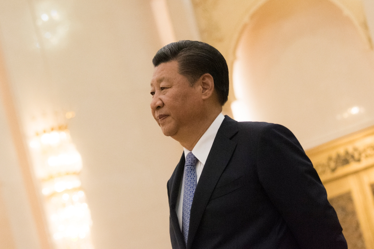 Xi Jinping and the Resurrection of the Middle Kingdom