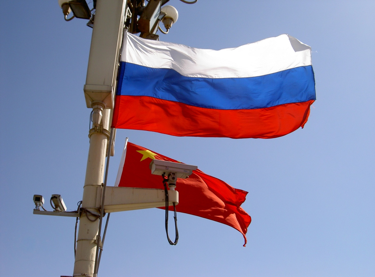 The Sino-Russian alliance: A haphazard path