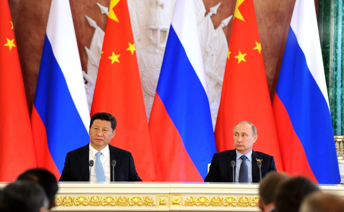 The asymmetry of China-Russia relations