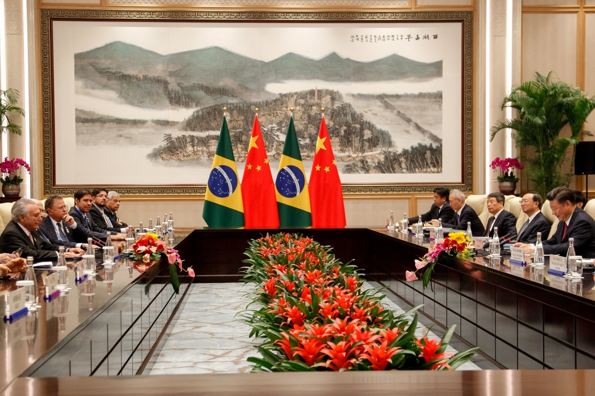 Rebalancing China's economy and the role of Latin America