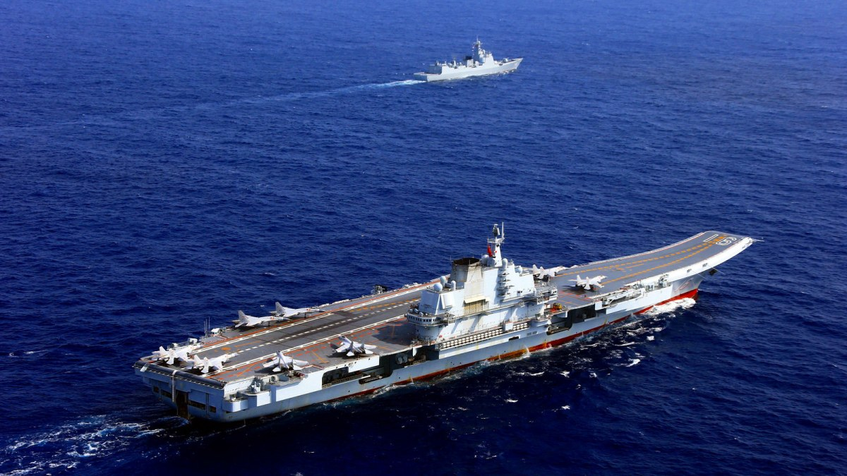 China's Growing Naval Presence in the Indian Ocean